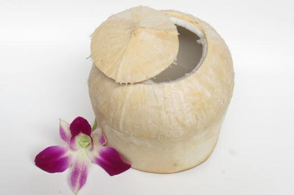 Bí quyết làm đẹp da của nước dừa tươi