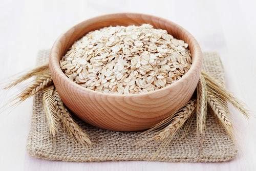 Giảm cân hiệu quả bằng bột yến mạch nguyên chất