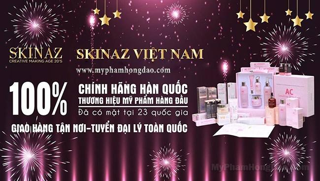 Mua Skinaz ở đâu chính hãng tại Hồ Chí Minh?
