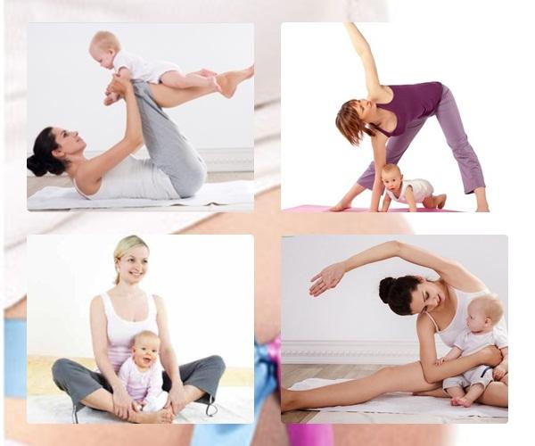 Phương pháp giảm béo bụng sau khi sinh